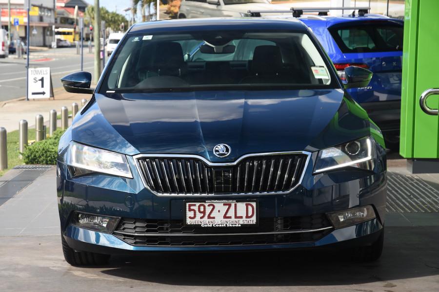 2019 Skoda Superb NP 162TSI Sedan Sedan Image 2