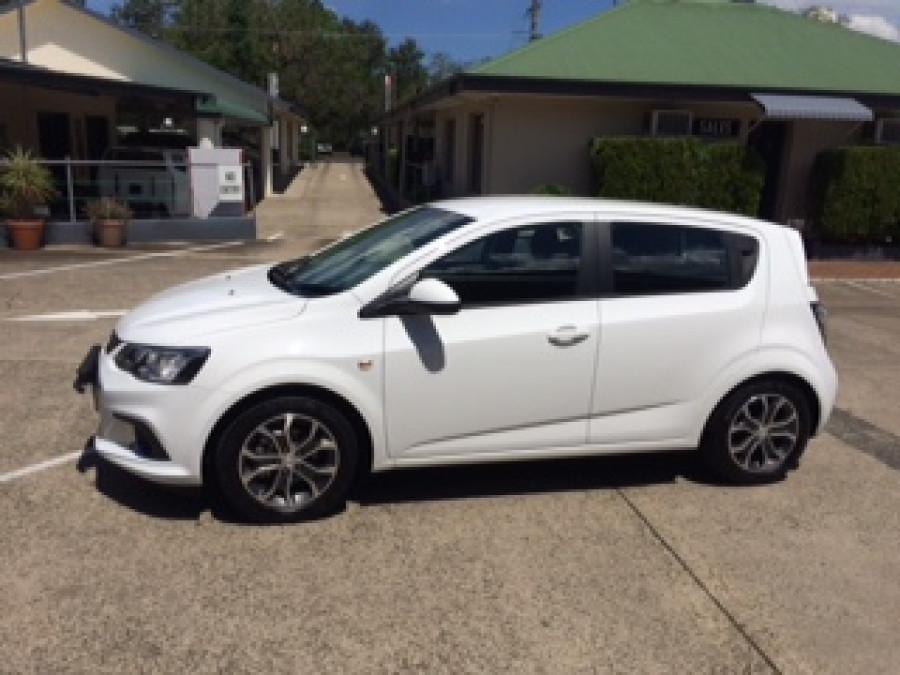 2018 Holden Barina TM MY18 LS Hatchback Image 5