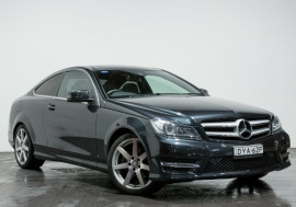 Mercedes-Benz C250 7G-Tronic + C204 MY13