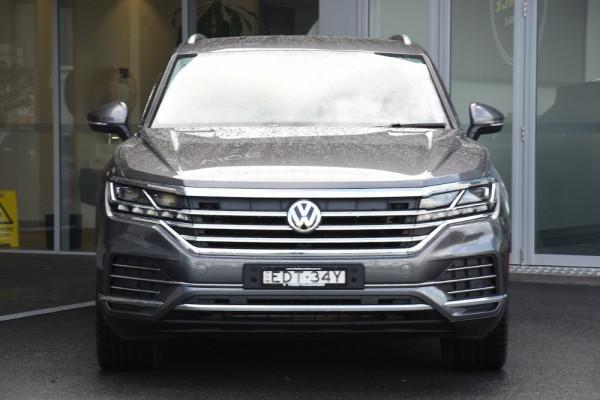 2019 Volkswagen Touareg CR MY19 190TDI Suv Image 2