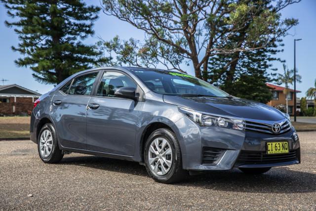 2016 Toyota Corolla Ascent