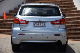 2012 Mitsubishi ASX XA MY12 Platinum Suv Image 4