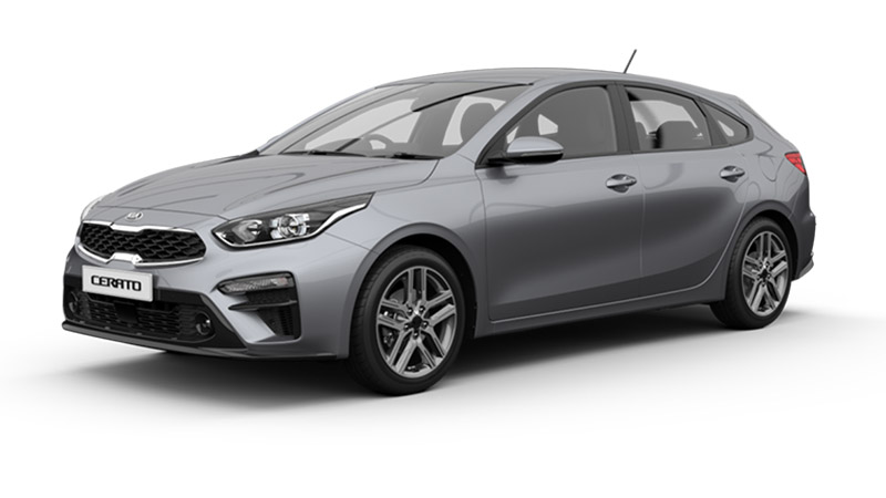 2021 MY1  Kia Cerato BD Sport Plus with Safety Pack Hatchback
