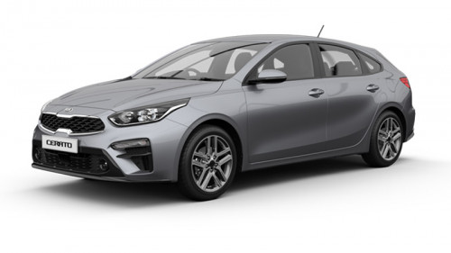 2020 MY1  Kia Cerato BD Sport Plus with Safety Pack Hatchback