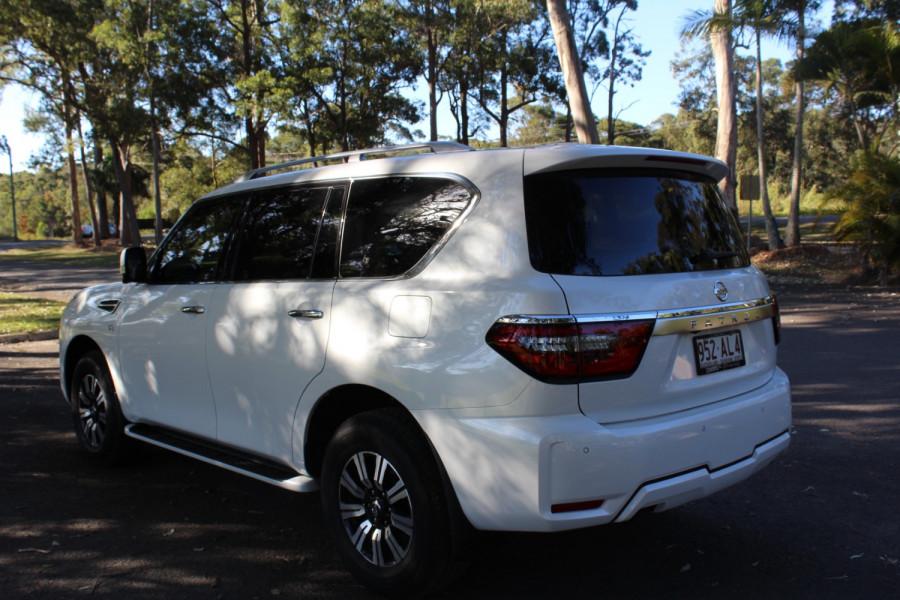 2020 Nissan Patrol Ti-L Image 5