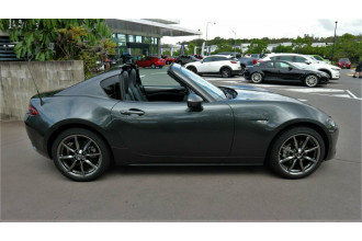 2020 Mazda MX-5 ND RF GT Convertible Image 4