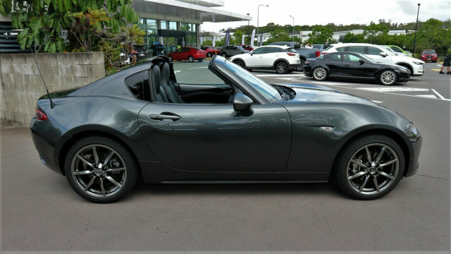 2020 Mazda MX-5 ND RF GT Convertible Mobile Image 4