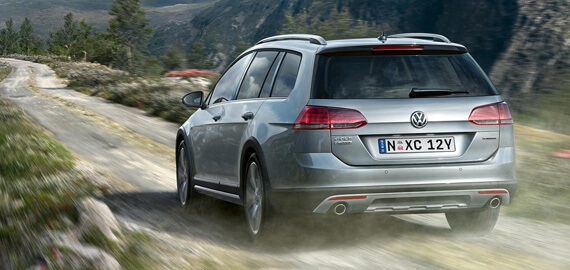 Golf Alltrack More efficiency and better for your wallet