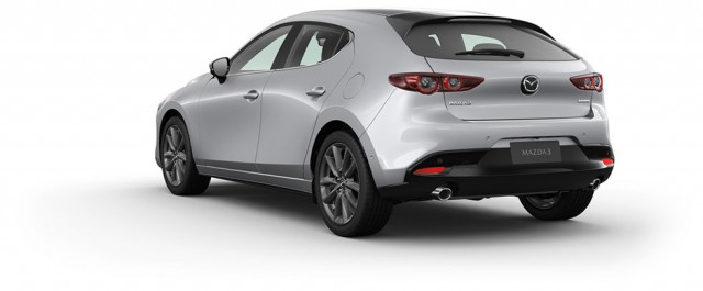 2020 Mazda 3 BP G20 Evolve Hatch Hatchback Mobile Image 17