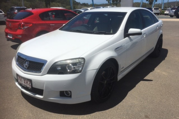 2008 Holden Caprice WM WM Sedan