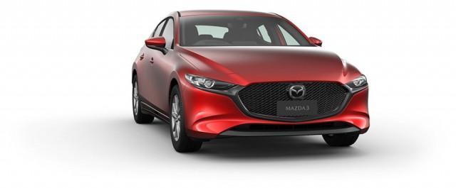 2021 Mazda 3 BP G20 Pure Hatchback Mobile Image 5