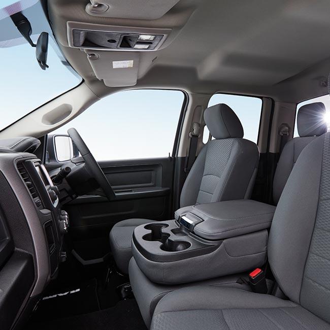1500 Express V8 Hemi Quad Cab Interior