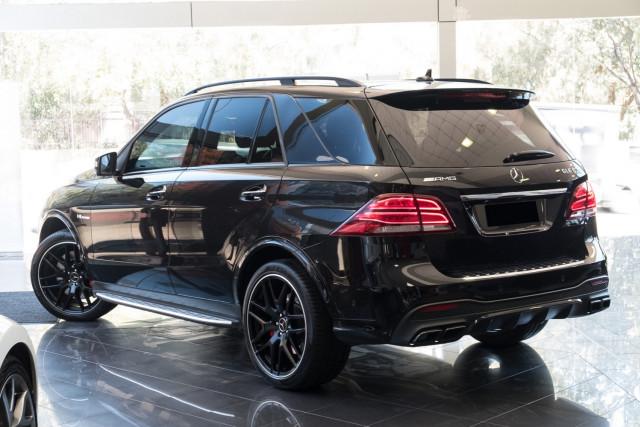 2016 Mercedes-Benz Gle-class W166 GLE63 AMG S Wagon Image 2