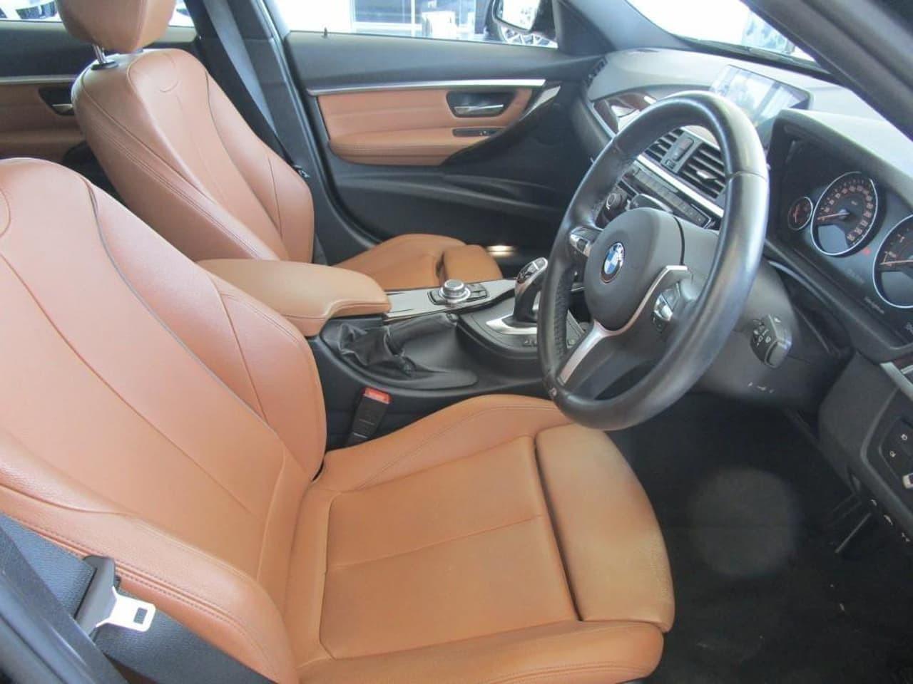 2015 BMW 3 Series Model No. 3 320I Sedan