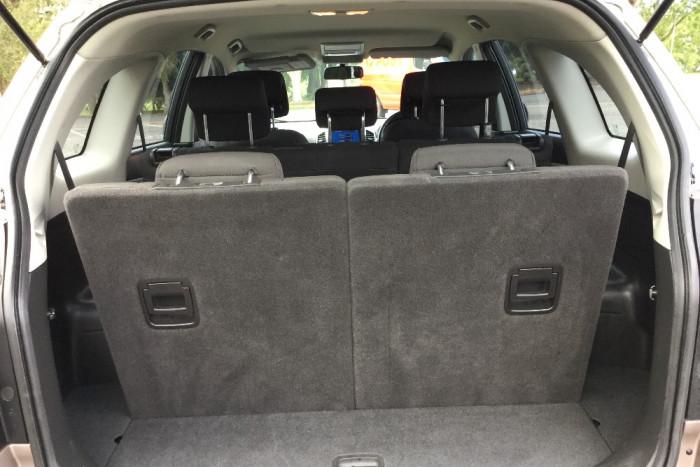 2014 Holden Captiva CG MY14 7 Wagon