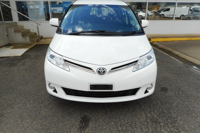 2014 MY13 Toyota Tarago ACR50R  GLi Wagon Image 3