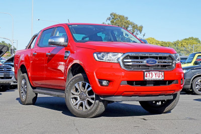 Ford Ranger T 2019.00 DOUBLE PU XLT . 3.2L