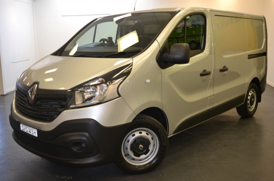 df384f3a9f 2018 Renault Trafic L1H1 Short Wheelbase Twin Turbo Van ...