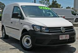 Volkswagen Caddy TSI160 SWB Runner 2KN MY17.5