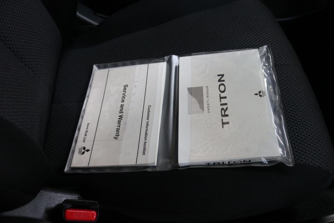 2016 Mitsubishi Triton MQ MY16 GLS Utility Image 13
