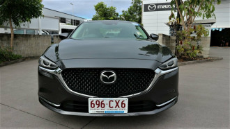 2021 Mazda 6 GL Series Touring Sedan Sedan image 8