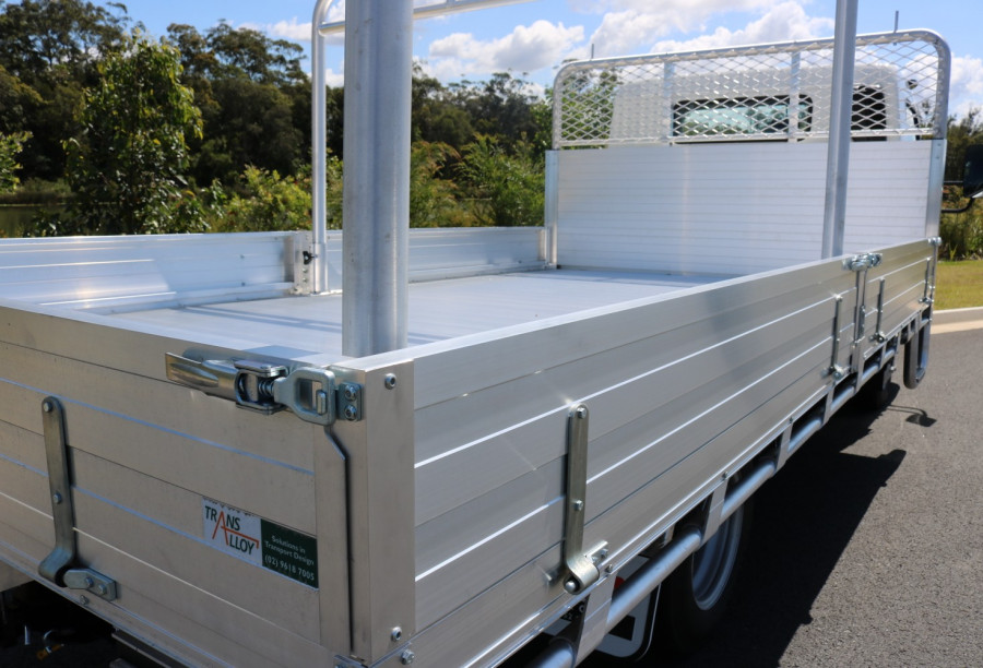 2021 Fuso Canter TRADIE TRAY 515 Wide Tradesman Tray Tray