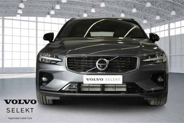 2019 Volvo V60 (No Series) MY20 T5 R-Design Wagon Image 4