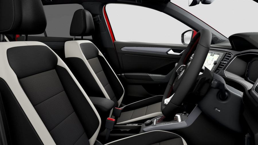 2021 Volkswagen T-Roc A1 140TSI Sport 4 motion wagon Image 9