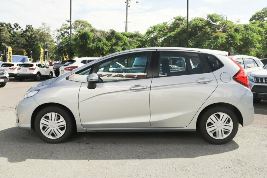 2017 Honda Jazz GF MY17 VTi Hatchback