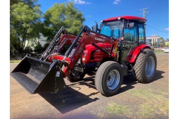 2019 Case IH FARMALL 60B Tractor crawler Image 2