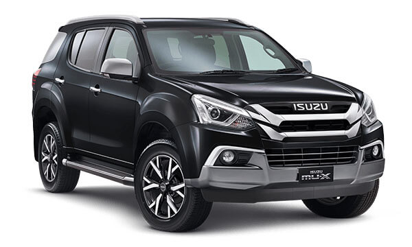 2021 MY19 Isuzu UTE MU-X LS-T 4x4 Wagon