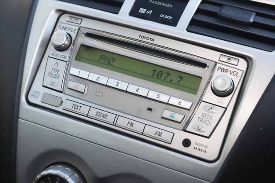 2012 Toyota Yaris NCP93R MY11 YRS Sedan Image 16