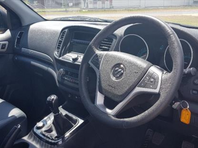 2018 Foton Tunland P201 Luxury Utility - dual cab
