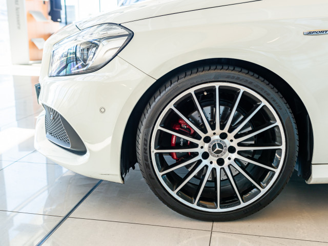 2017 MY08 Mercedes-Benz A-class Hatchback
