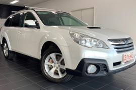 Subaru Outback 2.0D B5A