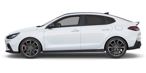 2018 Hyundai i30 PDe.3 N Performance Fastback Sedan