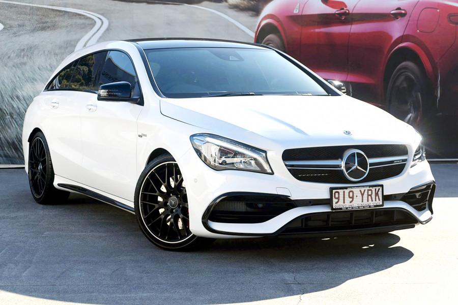 2018 MY09 Mercedes-Benz Cla45 X117 809MY AMG Wagon