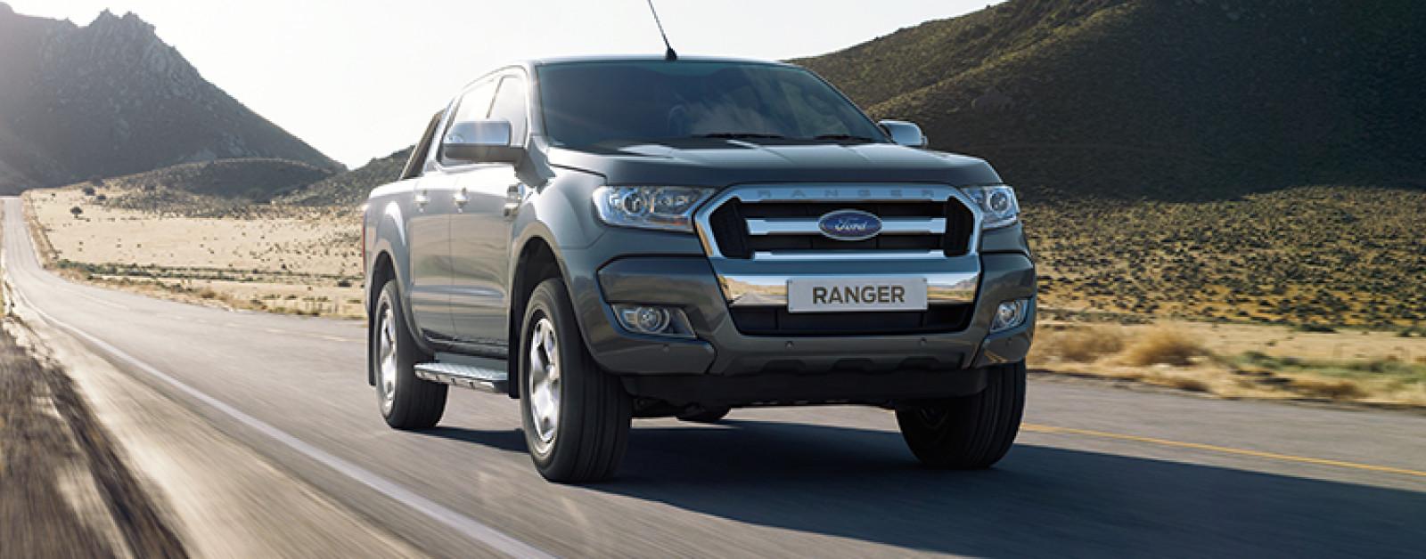 2016 Ranger