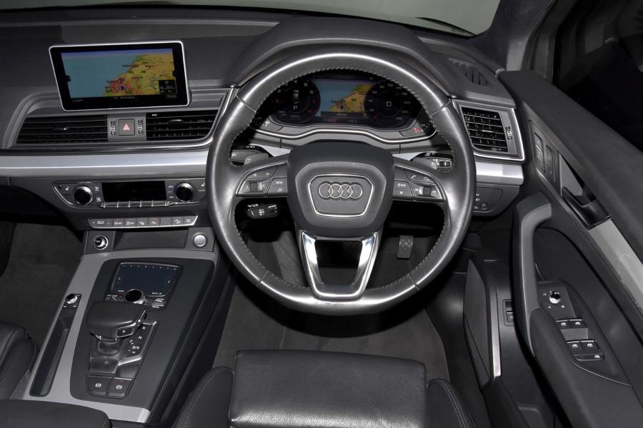 2017 Audi Q5 sport