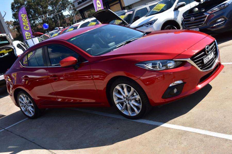 2016 Mazda 3 BM Series SP25 Sedan Sedan Image 12