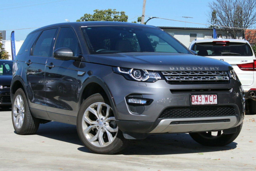Used 2015 Land Rover Discovery Sport W15846 Brisbane
