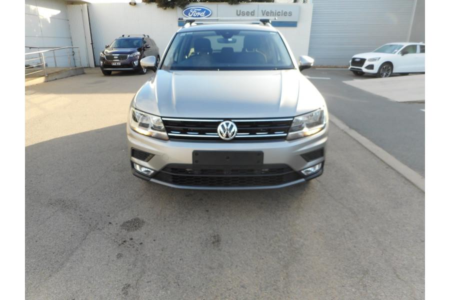 2017 Volkswagen Tiguan 5N  132TSI Comfrtline Suv