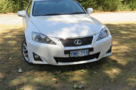 2012 MY11 Lexus Is250 GSE20R  Prestige Sedan