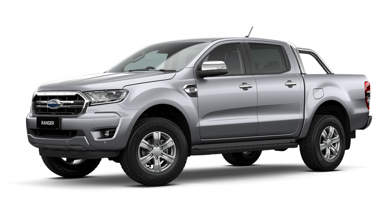 2020 MY21.25 Ford Ranger PX MkIII XLT Hi-Rider Double Cab Utility Image 8