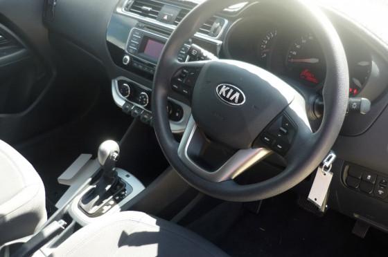 2015 Kia Rio UB Si Hatchback