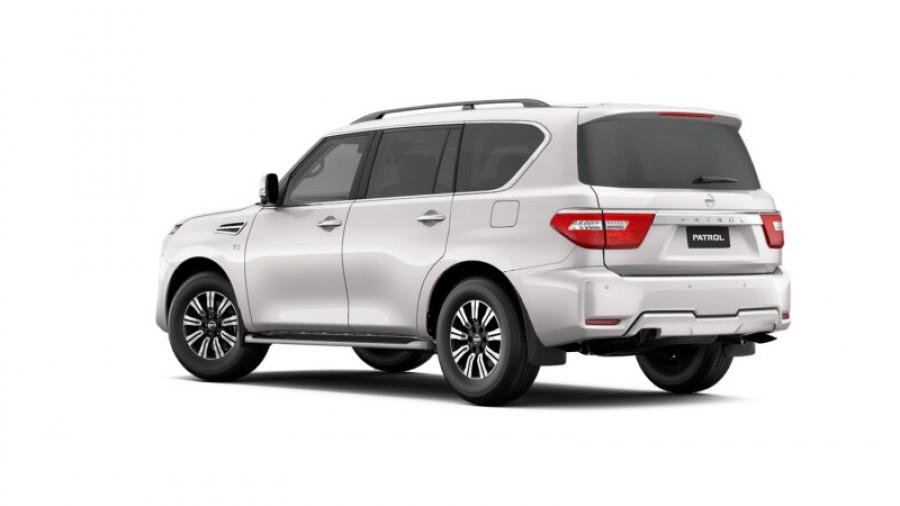 2020 Nissan Patrol Y62 Series 5 Ti-L Suv Image 26