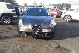 Alfa Romeo Giulietta Progressi Series 0