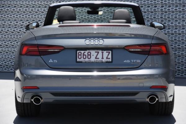 2019 Audi A5 Cabriolet Image 4