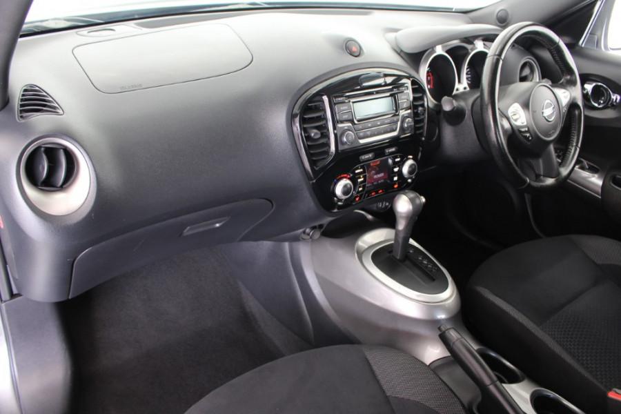 2015 Nissan JUKE F15 SERIES 2 ST Suv Image 11