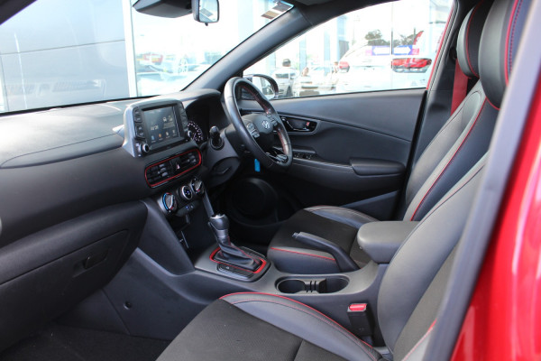 2017 MY18 Hyundai Kona OS Launch Edition Suv Image 4